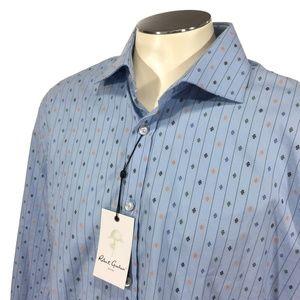 Robert Graham Lucien Button Shirt Flip Cuff